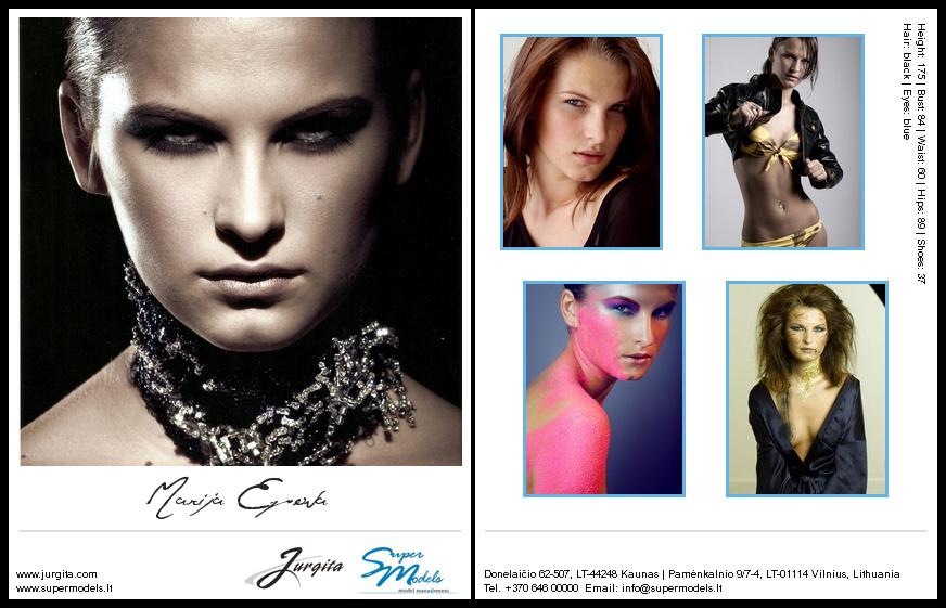 Marija Epova composite card