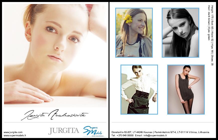 Jurgita Andruškaitė composite card