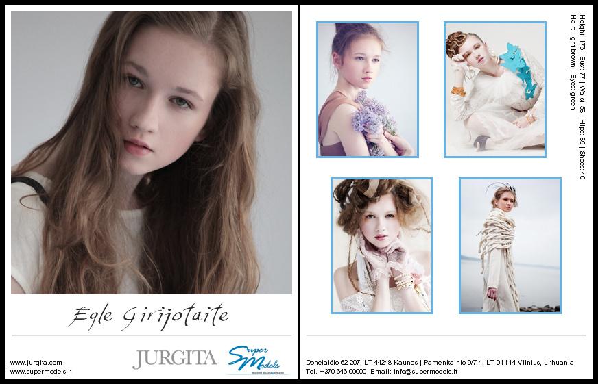 Egle Girijotaite composite card