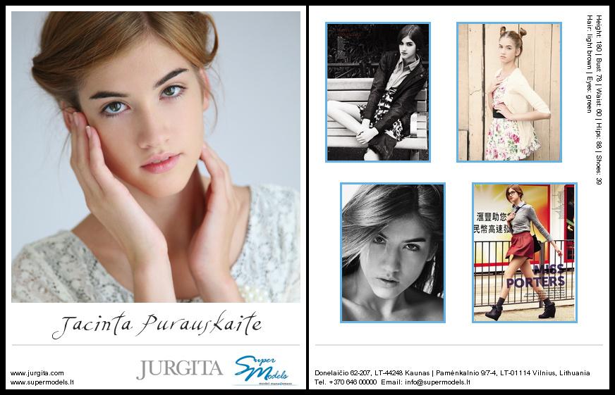 Jacinta Purauskaite composite card