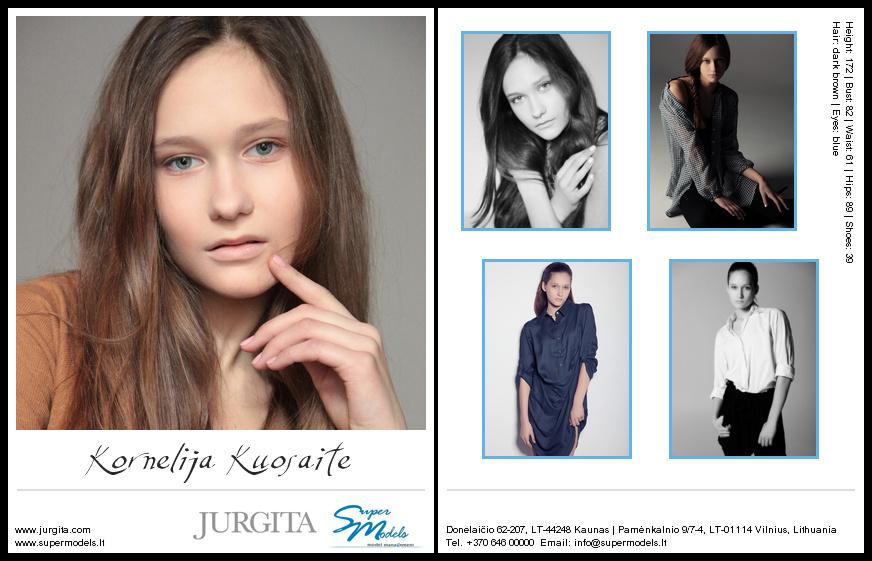 Kornelija Kuosaite composite card