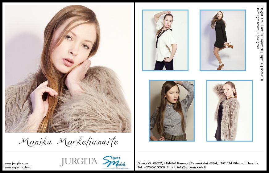 Monika Morkeliunaite composite card