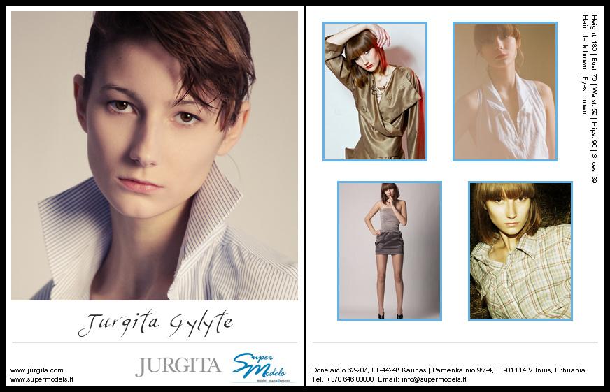 Jurgita Gylyte composite card