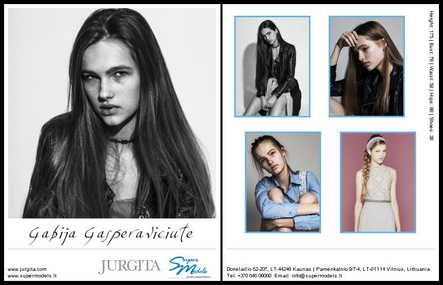 Gabija Gasperaviciute composite card